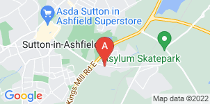 Google static map for A.W. Lymn Sutton