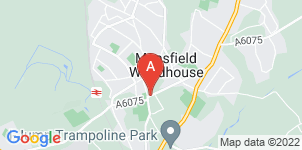 Google static map for A.W. Lymn Mansfield Woodhouse