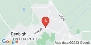 Google static map for Ivor Howatson & Son, Denbigh