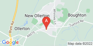Google static map for A.W. Lymn Ollerton