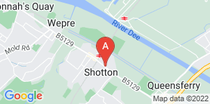 Google static map for O W Ellis Funeral Directors, Shotton