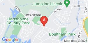 Google static map for Lincoln Co-operative Funeral Service (Tritton Road)