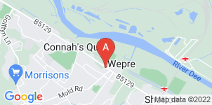 Google static map for Alex McDonald Funeral Directors