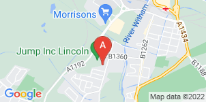 Google static map for Priestley & Cockett Funeral Directors