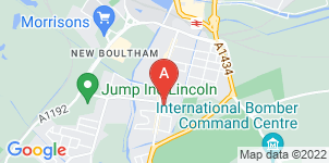 Google static map for Jonathan Whiting Independent Funeral Directors