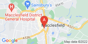 Google static map for Andrew Smith Funeral Services