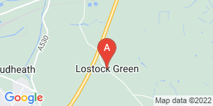 Google static map for George Bell Funeral Services