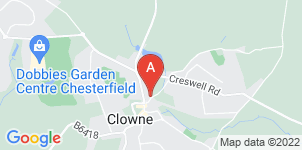 Google static map for Porters Funeral Directors