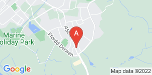 Google static map for Morris Funeral Directors