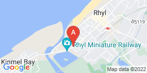 Google static map for Sovereign Funeral Services, Rhyl Wellington Rd