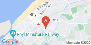 Google static map for Ivor Howatson & Son, Rhyl
