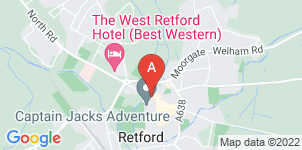 Google static map for GD Hall Ltd, Independent Funeral Directors