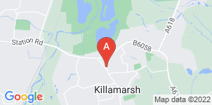 Google static map for Barry Prichard Funeral Services, Killamarsh