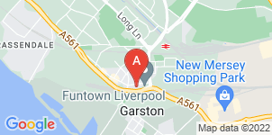 Google static map for The Co-operative Funeralcare, Garston