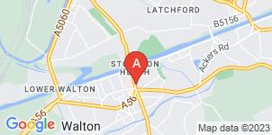 Google static map for A Maddock & Son, Stockton Heath