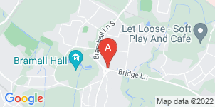 Google static map for Brian Sharples & Son Ltd, Bramhall
