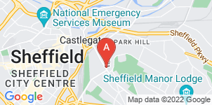 Google static map for C & A Reed Funeral Directors