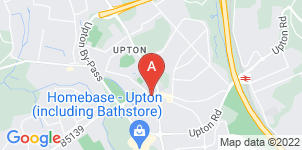 Google static map for Alex Taylor Funeral Directors, Upton