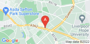 Google static map for Richard and Shannon Jenkins Funeral Directors