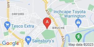 Google static map for Mears & Jackson Funeral Directors, Warrington