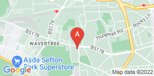 Google static map for B Jenkins & Sons