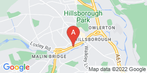 Google static map for I Did It My Way Independent Funeral Directors