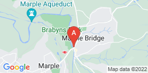 Google static map for Ian Mann Funeral Directors