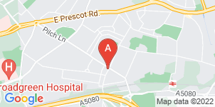 Google static map for Howard Jenkins Funeral Directors, Roby