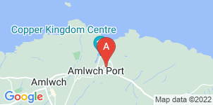 Google static map for Arwyn Hughes Funeral Director