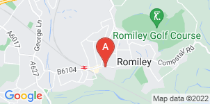 Google static map for Brian Sharples & Son Ltd, Romiley Office