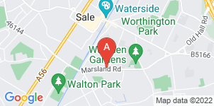 Google static map for Co-op Funeralcare, Sale
