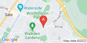 Google static map for Arthur Gresty Ltd