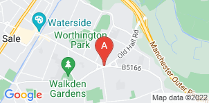 Google static map for Ian Clarke Funeral Directors