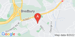 Google static map for Ian Mann Funeral Directors Ltd, Lower Bents Lane