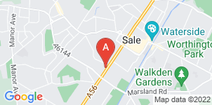 Google static map for Arthur Kershaw Funeral Services Ltd