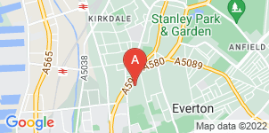 Google static map for Hardacres Funeral Directors, Laconia House