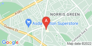 Google static map for Norris Green Funeralcare