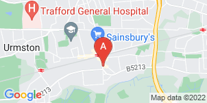 Google static map for Hopkins Bray Funeral Directors