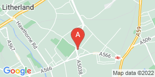 Google static map for The Co-operative Funeralcare, Bootle