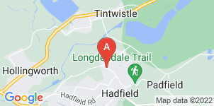 Google static map for Arthur Worsley Funeral Services