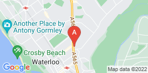 Google static map for Barringtons Independent Funeral Services - Waterloo