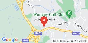Google static map for Alder Forest Independent Funeral Home