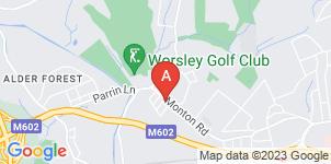 Google static map for Bridgford & Sons Funeral Directors, Monton