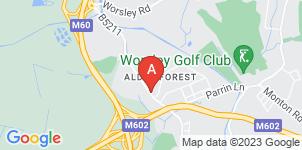 Google static map for Alder Forest Funeral Home