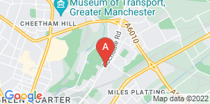 Google static map for Michael Kennedy Funeral Services, Collyhurst