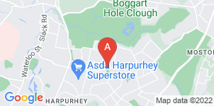 Google static map for Michael Kennedy Funeral Services, Moston