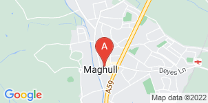 Google static map for Co-op Funeralcare, Maghull