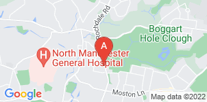 Google static map for Michael Kennedy Funeral Services, Blackley