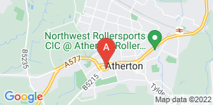 Google static map for Abbey Funeralcare, Atherton