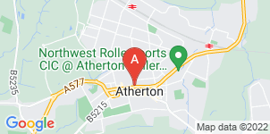 Google static map for Abbey Funerals, Atherton
